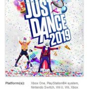 『Just Dance 2019』が2018年10月に発売決定!昨年と同じくWii&Wii Uでもリリース!