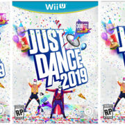 『Just Dance 2019』の海外ボックスアートが公開!