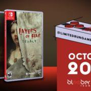 『Layers of Fear Legacy』のパッケージ版が海外で発売決定!狂気に満ちた画家の屋敷を舞台にしたホラーゲーム