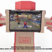 『マリオカート8 デラックス』の更新データVer.1.5.0が6月26日から配信開始!バイクToy-Conに対応!