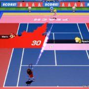 『マリオテニス エース』はゲームキューブコントローラーにも対応!