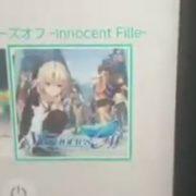 Nintendo Switch版『メモリーズオフ -Innocent Fille-』が発売決定か!?志倉千代丸氏のツイキャスで紹介される。
