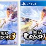 『無双OROCHI3』の全世界累計出荷本数が50万本を突破!11月7日より記念アップデートが実施