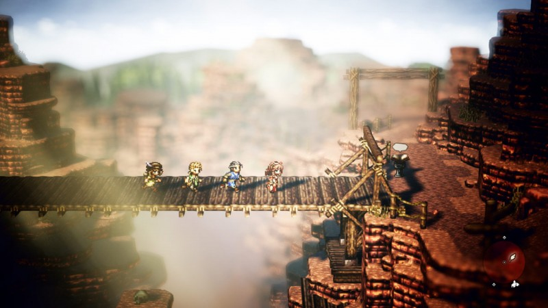 「octopath traveler switch」の画像検索結果