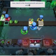 Nintendo Switch用ソフト『Overcooked 2』のE3 2018 ゲームプレイ動画が公開!