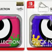 【更新】キーズファクトリーからマリオ&ルイージ&イカバージョンの『QUICK POUCH COLLECTION』が2018年9月に発売決定!