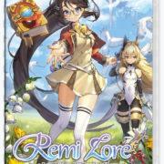 Nintendo Switch版『RemiLore~少女と異世界と魔導書~』のパッケージ版が海外で2018年冬に発売決定!