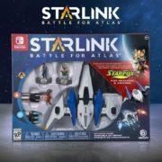 Switch版『Starlink: Battle for Atlas STARTER EDITION』のボックスアートが公開!「スターフォックス」のフィギュア入り