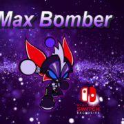 Nintendo Switch版『スーパーボンバーマンR』で追加キャラクターとして「マックスボンバー」が配信決定!