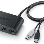 『大乱闘スマッシュブラザーズ SPECIAL』でゲームキューブコントローラーを使用するには「ゲームキューブコントローラ接続タップ」が必要となる。新しく販売も