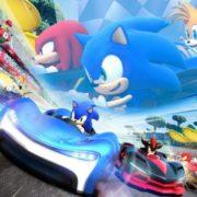 『チームソニック レーシング』の海外発売日が2019年5月21日に延期に。