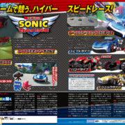 『Team Sonic Racing』の国内発売が決定!プラットフォームはPS4&Switch