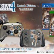 『戦場のヴァルキュリア4』の海外発売日が9月25日に決定!Switch版も同時リリース