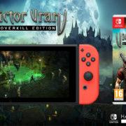 Switch版『Victor Vran: Overkill Edition』が海外で発売決定!さまざまな賞を受賞したアクションRPG