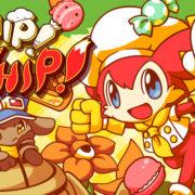Switch&Steam用ソフト『Whip! Whip!』が2018年6月14日に配信決定!レトロスタイルの8bitアクション