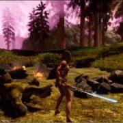 オープンワールドのアクションアドベンチャーRPG『Wild Mage – Phantom Twilight』が発売決定!