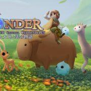 Nintendo Switch版『Yonder 青と大地と雲の物語』の国内配信日が7月5日に決定!オープンワールドのアクションアドベンチャー