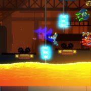 PS4&Switch版『20XX』が7月10日から配信開始!ロックマン風のローグライク2Dアクション
