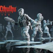 Switch版『Achtung! Cthulhu Tactics』の海外配信日が2019年1月24日に決定!ナチスの恐怖に立ち向かうターン制のストラテジーゲーム