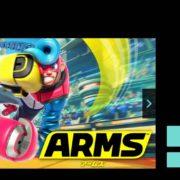 Switch用ソフト『ARMS』の体験版が配信開始!