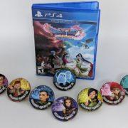 海外版『ドラゴンクエストXI』の予約特典「缶バッジセット」 の新たなスクリーンショットが公開!