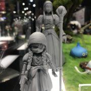 『ドラゴンクエストXI ブリングアーツ セーニャ&ベロニカ アクションフィギュア』の原型が公開!