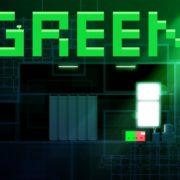 Switch用ソフト『GREEN』が7月26日から配信開始!キュートな横スクロール型の2Dパズルアクション