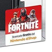 イタリアのAmazonに『Fortnite』の無料ダウンロードステッカー付きのSwitchバンドルが登場!