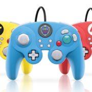 PDPから海外向けとしてGCモデルの『Nintendo Switch PROコントローラー』が2018年後半に発売決定!