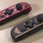 海外向けとしてHORIからマリオ&ゼルダデザインの『携帯モード専用 十字コン(L)コントローラー』が2018年9月に発売決定!