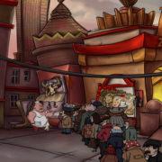 共産主義体制をテーマにしたポイント&クリックアドベンチャー『Irony Curtain』がPS4&Xbox One&Switch&PC向けとして海外発売決定!