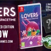 Switch版『LOVERS:みんなですすめ!宇宙の旅』の海外配信日が2017年10月3日に決定!