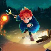 Switch版『Mages of Mystralia』が発売決定?魔法を作成して戦うパズルアドベンチャー