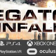 一人称視点のSFスーパーヒーローゲーム『Megaton Rainfall』のSwitch版が8月9日に配信決定!