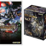 Nintendo UKストアで『Monster Hunter Generations Ultimate』の予約が開始!特典は国内向けとして発売された「モンスターハンター フィギュア」