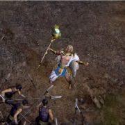 PS4&Switch用ソフト『無双OROCHI3』の「アテナ&ゼウス」 アクション動画が公開!