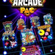 Nintendo Switch用ソフト『NAMCO MUSEUM Arcade PAC』の欧州版ボックスアートが公開!