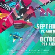 Switch版『RAZED』が海外向けとして10月15日に配信決定!ネオンカラーの最速ランニングレーシングゲーム