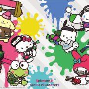 バンダイから『スプラトゥーン2×サンリオキャラクター スペシャルラバーマスコット2』が2018年11月に発売決定!