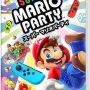 【更新】『スーパー マリオパーティ』のAmazon限定特典が「オリジナル組み立てスマホペンスタンド」に決定!