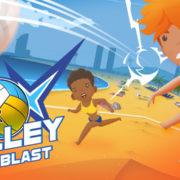 Switch用ソフト『Super Volley Blast』が海外で7月12日に配信決定!アーケードスタイルのバレーボールゲーム