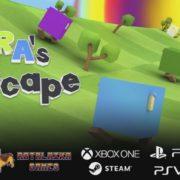 Switch版『TETRA's Escape』が海外で2018年8月に発売決定!ブロックがテーマのパズルゲーム