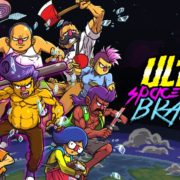 【体験版もあり】Switch用ソフト『Ultra Space Battle Brawl』が7月5日から配信開始!アーケードスタイルのエアホッケーゲーム