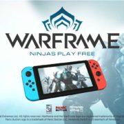 Switch版『Warframe』が海外で発売決定!基本プレイ無料の協力型オンラインシューティングゲーム