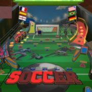 Switch用ソフト『ワールドサッカー ピンボール』が7月19日から配信開始!300円で遊べるピンボールゲーム