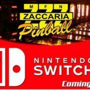 Switch版『Zaccaria Pinball』の海外配信日が7月23日に決定!35以上のテーブルが登場するピンボールゲーム