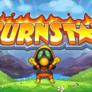 Nintendo Switch版『Burnstar』が2018年8月30日から配信開始!「ボンバーマン」風の見下ろし型アクションパズルゲーム