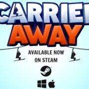 Switch版『Carried Away』が2019年初頭に配信決定!スキーをテーマにした物理演算にもとづくパズルゲーム