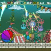 Switch用ソフト『チョークダッシュカーニバル』が2018年8月9日に配信決定!チョークで描かれたグラフィックが特徴のアクションゲーム