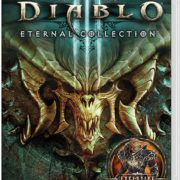 Nintendo Switch版『Diablo III Eternal Collection』の海外ボックスアートが公開!
